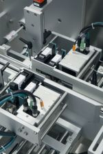 Antares Vision serialization unit printing systems and track & trace cameras