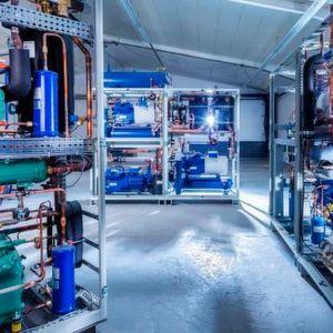 L&R Kältetechnik ist Sondermaschinenbauer für Industriekälteanlagen.