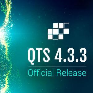 QTS 4.3.3 ist nun offiziell verfügbar
