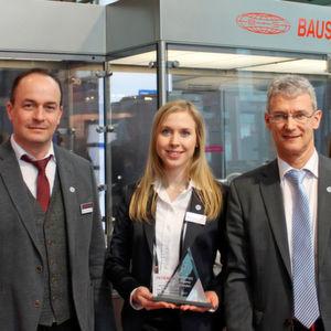 Bausch+Ströbel erhält Auszeichnung auf Fachmesse Interphex