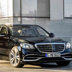Mercedes S-Klasse: Angrifflustiges Facelift