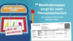 Der Medikationsplan wurde zum 1. April 2017 verpflichtend eingeführt.