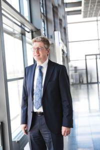 Guido Spix, ist geschäftsführender Direktor und CTO bei Multivac.