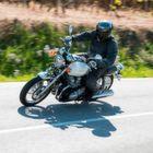 Gefahren: Honda CB 1100 EX