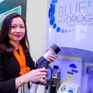 Gemeinschaftsstand zeigt die Wasserstoff-Möglichkeiten