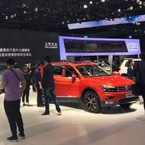 Shanghai Autoshow: Träumen mit dem Kollaps vor Augen