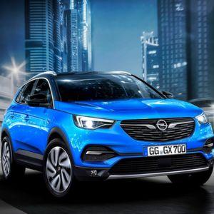 Opel Grandland X: Neues SUV zur IAA