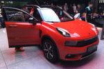 Lynk & Co ist eine neue Automarke des Geely-Konzerns. Erstes Modell ist das auf der Shanghai Auto Show gezeigte Kompakt-SUV 01.