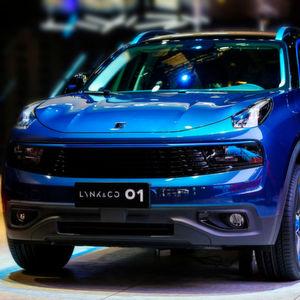 Lynk & Co: Chinesische Volvo-Schwester präsentiert Serienmodell