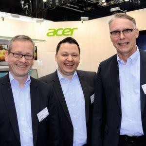 Acer-Partner auf der Überholspur
