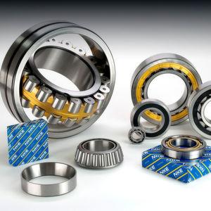 NKE bietet für anspruchsvolle Anwendungen unterschiedlichste Lagertypen sowie nach Kundenwunsch gefertigte Sonderlager an.