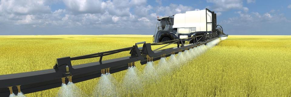 Ultraschallsensoren für automatisierte Anwendungen in der Landwirtschaft