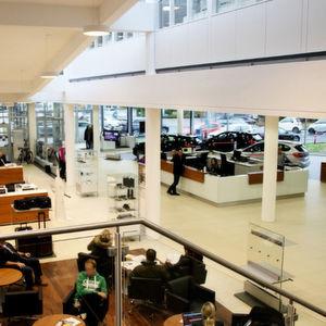 Die großen Autohändler: Euler Group