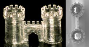 Durch Eigenschaften wie Transparenz, Hitzebeständigkeit und Säureresistenz eröffnen sich mit der Verwendung von Glas im 3D-Druck vielfältige neue Anwendungsmöglichkeiten.