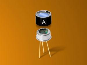 Bandpassfilter für pyroelektrische Detektoren