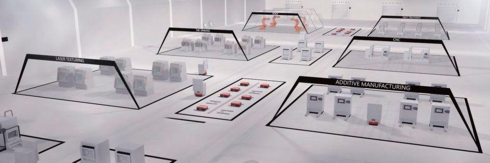 In das Projekt Next-Gen-AM investieren die Partner Aerotec, EOS und Daimler mehrere Millionen Euro für die Additive Fertigung.