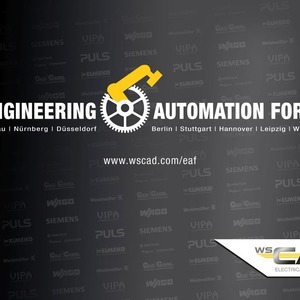 WSCAD Engineering & Automation Forum