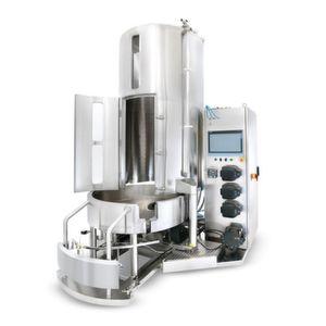 Bioinvent wird sowhl Tischgeräte als auch 1000 l Produktionsanlagen nutzen.