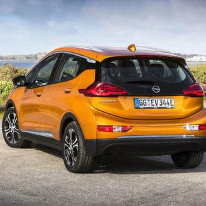 Opel Ampera E startet knapp unter 40.000 Euro