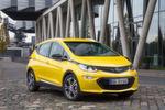 Opel hatte den Ampera E für dieses Jahr angekündigt.