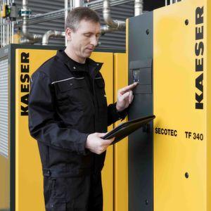 4000 Messkoffer von Kaeser gehen online