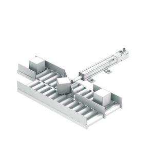 Sortieren: EPCO-Elektrozylinder von Festo für Anwendungen in der Fabrikautomation, die bisher größtenteils pneumatisch gelöst wurden.