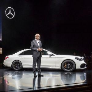 Mercedes-Benz zeigt S-Klasse Facelift