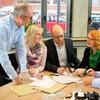 Gesicherte Arbeitsräume und neue Formen der Kollaboration