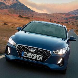 Hyundai i30: Aufrüstung in der Golfklasse