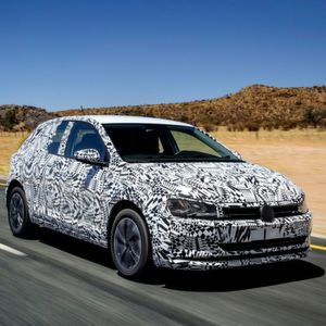 Abnahmefahrt im neuen VW Polo: Zu Höherem berufen