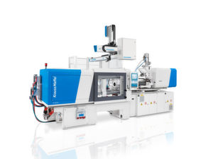 The new PX series features a combination of the advantages of an all-electric injection moulding machine with maximum modularity.
