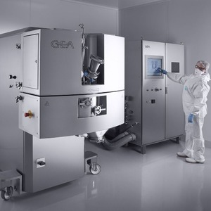 Gea erweitert sein Zentrum für die Dosierung von pharmazeutischen Feststoffen