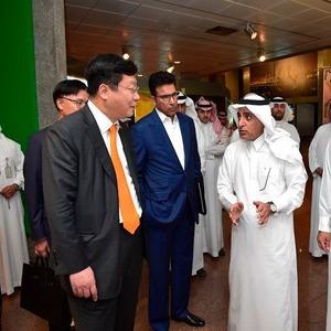 Saudi-Korean Joint Venture to Establish New Company in Industrial Park