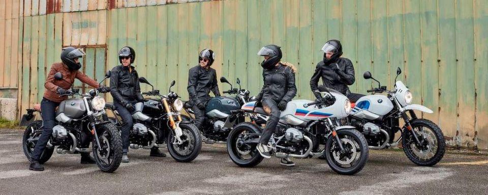 BMW Motorrad: Der Gasgriff kennt nur eine Richtung