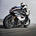 BMW HP4 Race: 171 Kilo, 215 PS