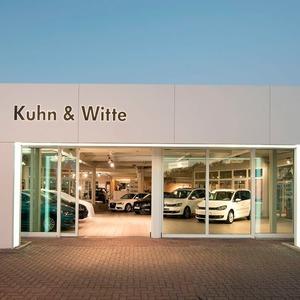 Autohaus Kuhn & Witte: Das grüne Autohaus