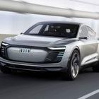 Audi zeigt in Shanghai zweites E-Auto