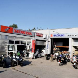 Motorrad Waldmann: Samstag ist er nie da