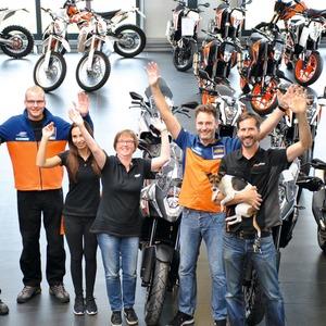 Zweiradsport Meine: Stillgestanden: Vollgas!