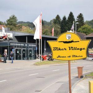 Auer-Gruppe: Herzlich willkommen im Biker Village