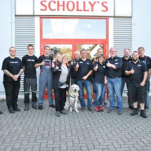 Scholly´s Motorrad GmbH: Mein lieber Scholly!