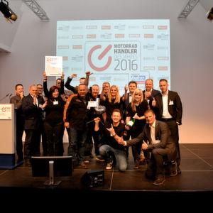 Harley-Davidson Westpoint: Der erste Zweifach-Sieger kommt aus Augsburg