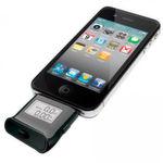 Bei www.yellowoctopus.com.au gibt es außerdem einen Alkohol-Tester für das iPhone 4 und 4s. Der Preis liegt bei rund 20 Euro.