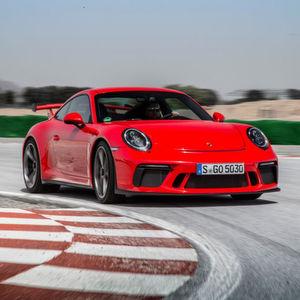 Porsche 911 GT3: Rasant ohne Turbo