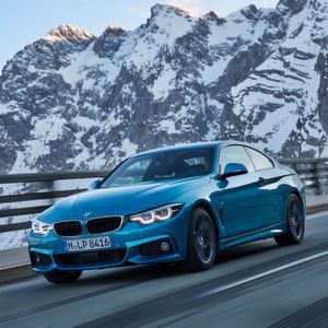 BMW 4er: Leicht geliftet