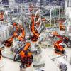 Kuka zieht millionenschweren Automobil-Auftrag an Land