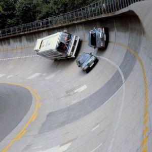 Mercedes-Benz: 50 Jahre Steilwand und Co.