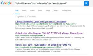 Cubespotter