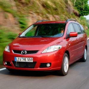 Rückruf: Airbag-Problem beim Mazda 5