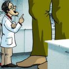 Dosierung von Wachstumshormonen (Cartoon-Bildergalerie)